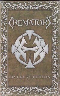CREMATORY - Live Revolution (DIGIBOOK - CD+DVD)