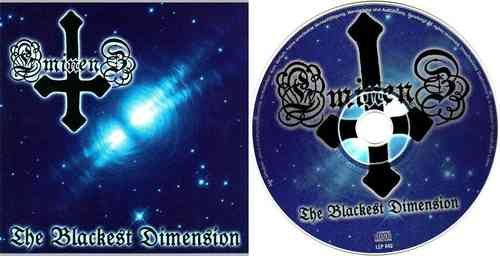 EMINENZ - The Blackest Dimension (CD)