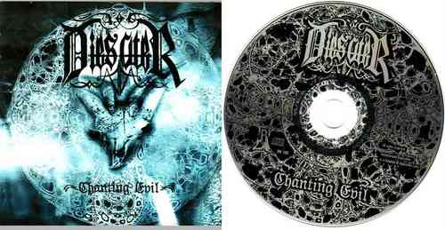 DIES ATER - Chanting Evil (CD)