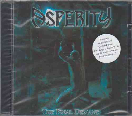 ASPERITY - The Final Demand (CD)