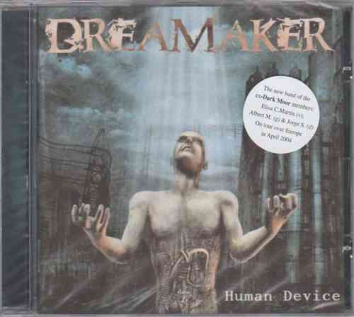 DREAMAKER - Human Device (CD)