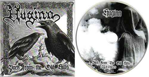 HUGINN - Back From The Old Hills (CD)