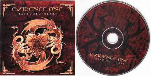 EVIDENCE ONE - Tattooed Heart (CD)