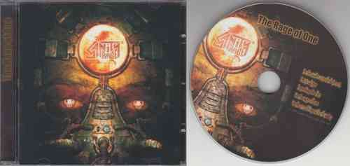 SANITY'S RAGE - The Rage Of One (CD)