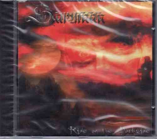 SARUMAN - Ride on the Darkside (CD)