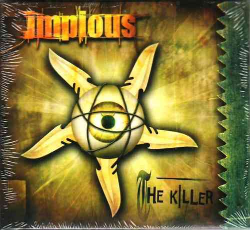IMPIOUS - The Killer (DIGI)