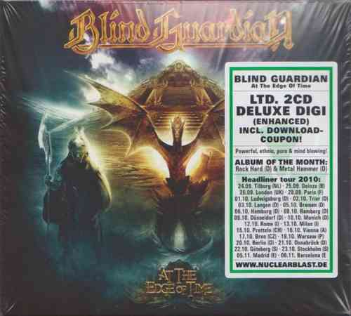 BLIND GUARDIAN - At The Edge Of Time (2CD DIGI) Limited Edition