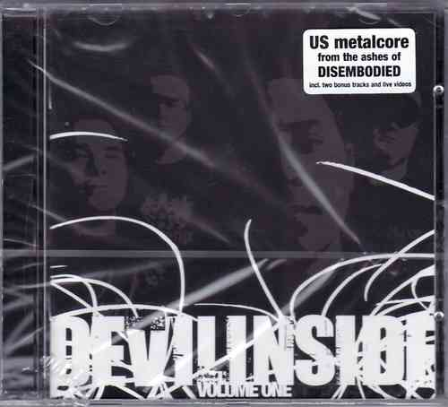 DEVILINSIDE - Volume One (CD)