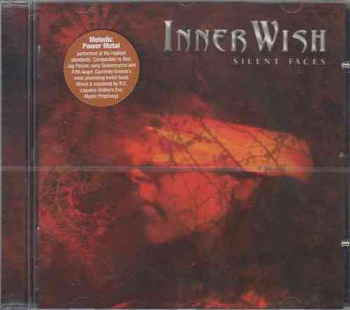 INNER WISH - Silent Faces (CD)