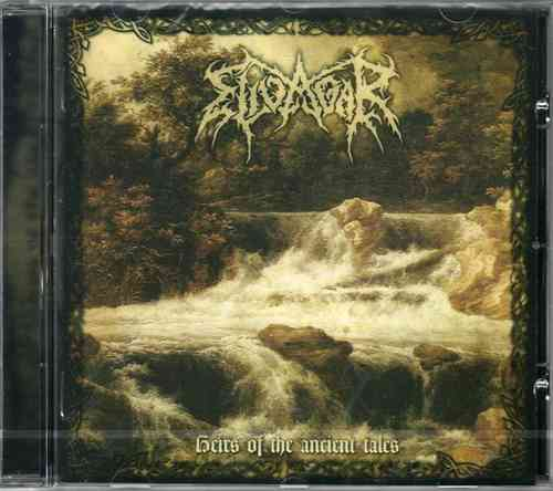 ELIVAGAR - Heirs of the ancient tales (CD)