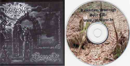 RAVENCLAW + SVARROGH - Zalgirio Music + Baxas Xebesheth 1883 (CD)