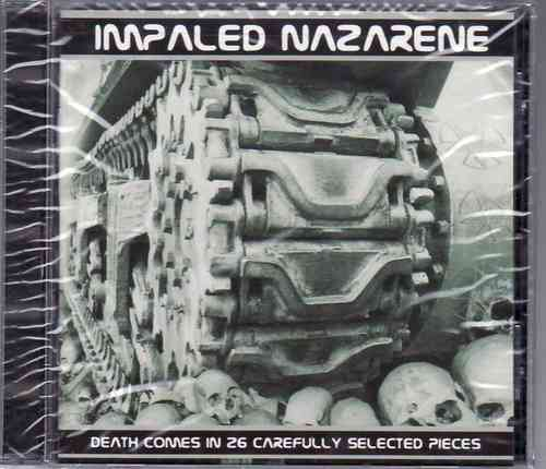 IMPALED NAZARENE - Death Comes In 26 Carefully Selected Pieces (CD)