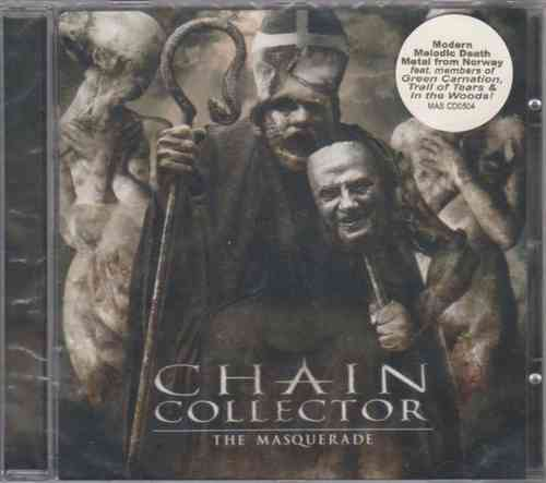 CHAIN COLLECTOR - The Masquerade (CD)