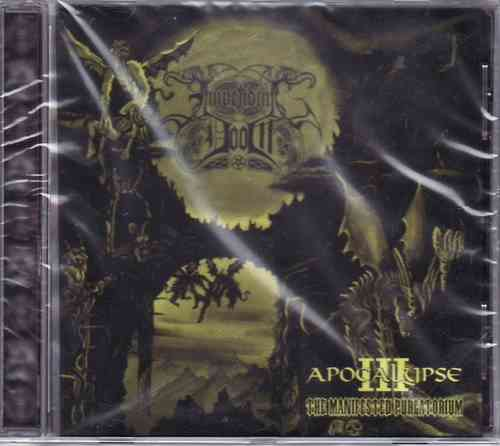 IMPENDING DOOM - Apocalypse III - The Manifested Purgatorium (CD)