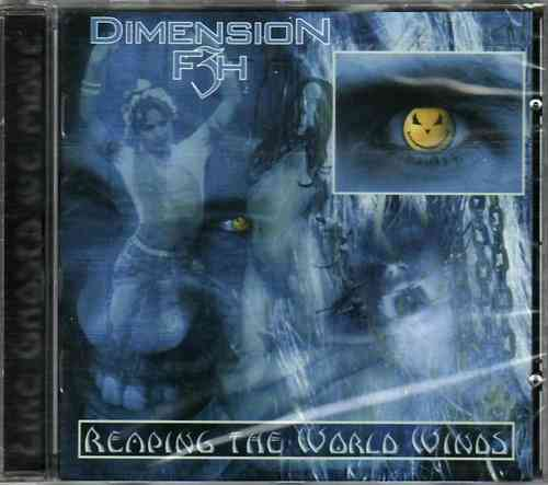DIMENSION F3H - Reaping The World Winds (CD)