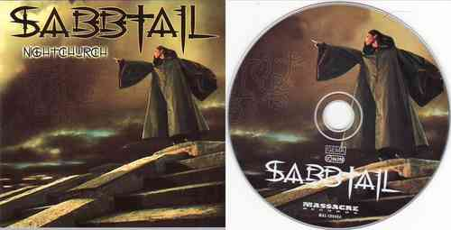 SABBTAIL - Nightchurch (CD)