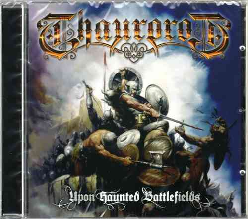 THAUROROD - Upon Haunted Battlefields (CD)