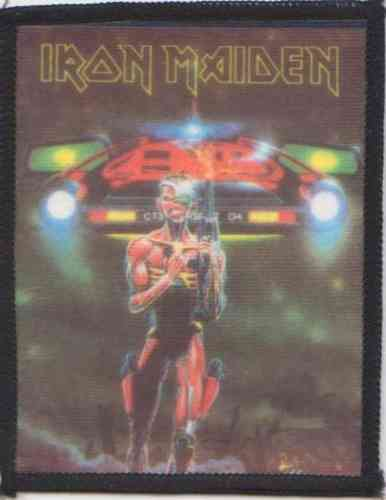 "IRON MAIDEN - Photo Patch ""Somewhere On Tour"" (Patch Nr. 4)"