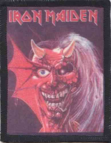 "IRON MAIDEN - Photo Patch ""Purgatory"" (Patch Nr. 3)"