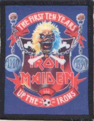 "IRON MAIDEN - Photo Patch ""The First Ten Years"" (Patch Nr. 2)"