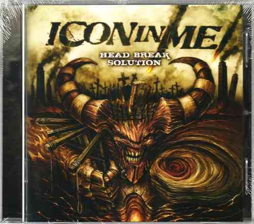 ICON IN ME - Head Break Solution (CD)