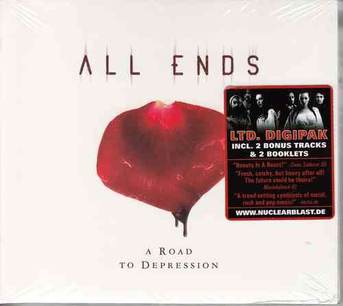 ALL ENDS - A Road To Depression (DIGI) Limited Edition