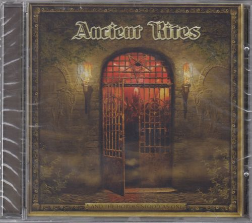 ANCIENT RITES - And The Hordes Stood As One (CD)