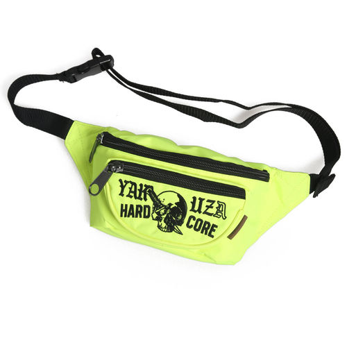 "YAKUZA - Gürteltasche GTB 14302 ""Hard893core"" safety yellow (neon gelb)"