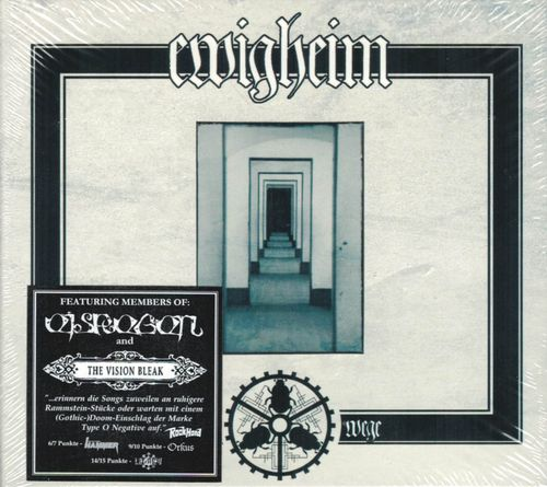EWIGHEIM - Heimwege (2CD / Doppel DIGI) Limited Edition
