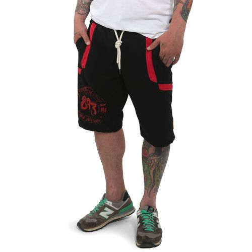 "YAKUZA - Sweat Shorts SSB 12048 ""Urban"" black (schwarz)"