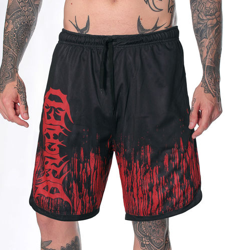BENIGHTED by HYRAW - Herren Shorts/Wendeshorts black (schwarz)